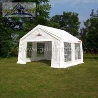 Buy 4m x 4m Gala Tent Marquee Original (PE) 4x4m Garden Party