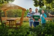 Ursus Breweries va amenaja locuri de relaxare la Gârboavele Galati prin brandul Ciucaș