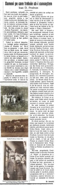Atricol 1930 - Cultura Poporului