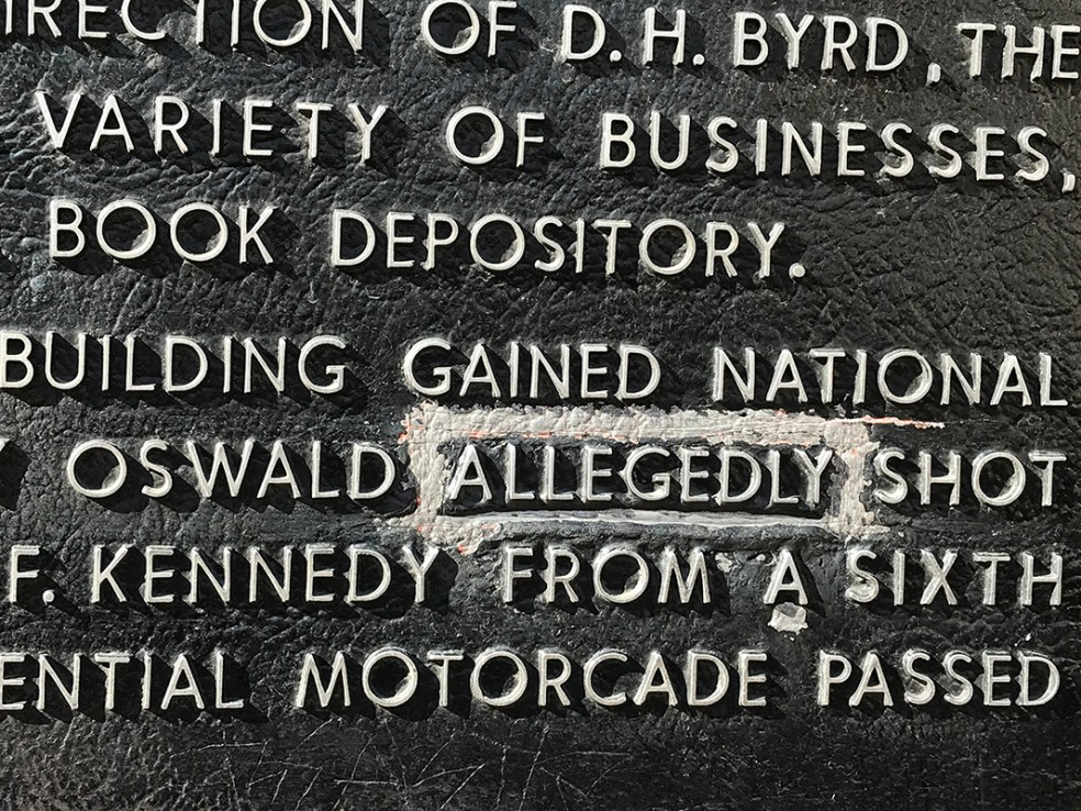 Dallas Book Depository
