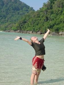 Nicole in Thailand