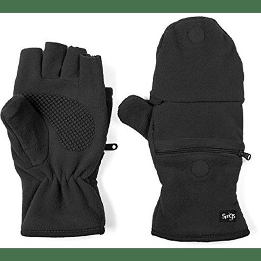 Multi Mitt Fingerless Gloves