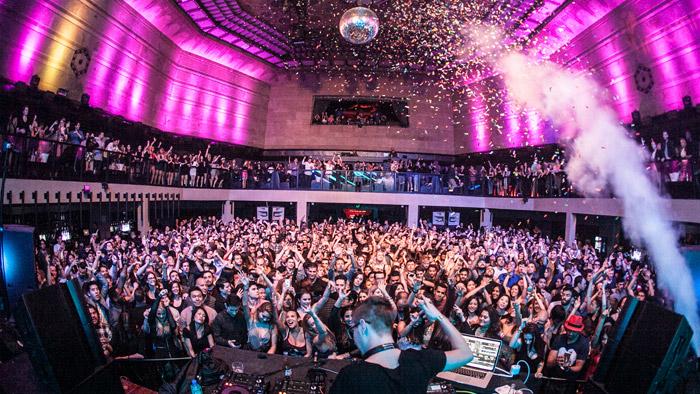 Exchange LA Nightclub  Galavantier