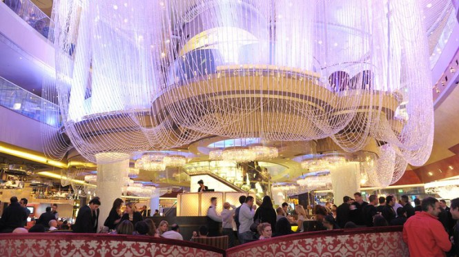 The Chandelier Bar 5