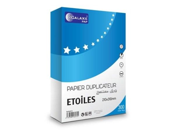 Papier duplicateur etoile 300