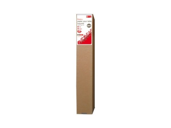 Rouleau table tracante 80g-2