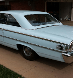 1963 1 2 ford galaxie 500 fastback for sale [ 1600 x 900 Pixel ]