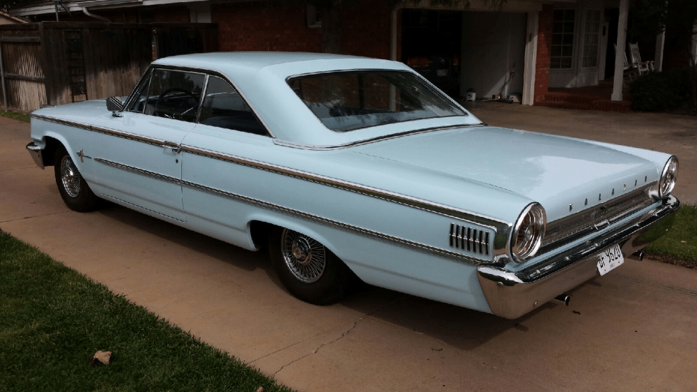 medium resolution of 1963 1 2 ford galaxie 500 fastback for sale