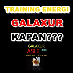 TRAINING GALAXUR OKTOBER 2018