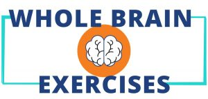 whole brain exercises