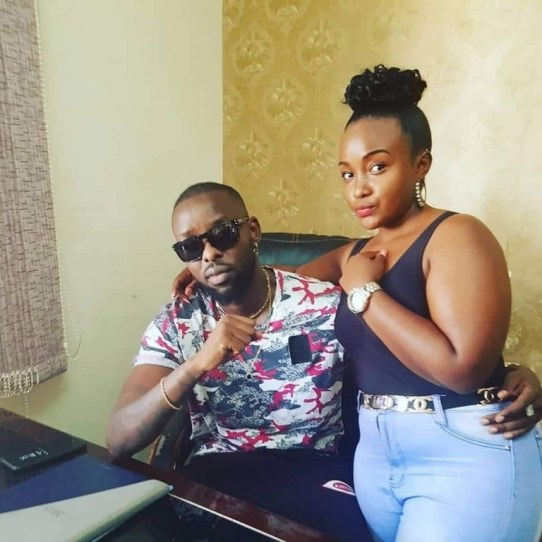 Image result for Bahati Pascaline Hatie and Kenzo