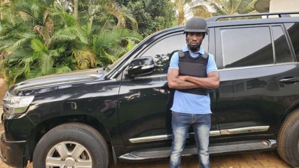 IGG sends warning to Bobi Wine over his car