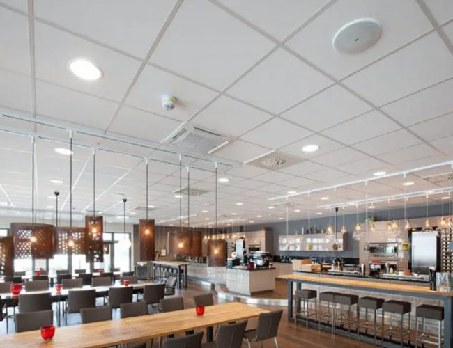 suspended ceiling tiles soundproof