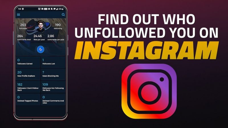 How to See Who Unfollowed You on Instagram - Galaxy Marketing
