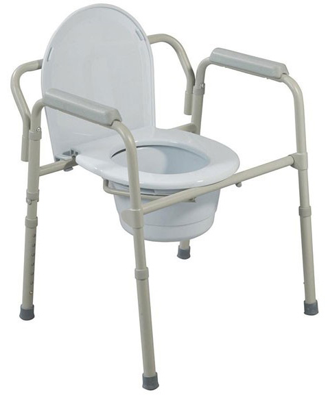 shower chair with back and armrests activeaid galaxy medical - bedside commodes rolling charis