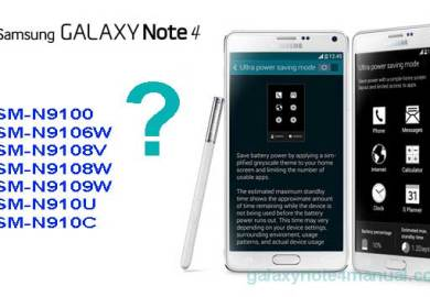 Samsung Galaxy Note 4 Manual