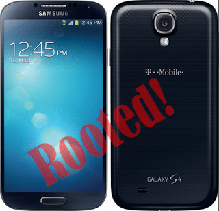 Root T-Mobile Galaxy S4 SGH-M919 - M919UVUFNH7 KitKat 4.4.4 Stock Firmware CF-Auto-Root