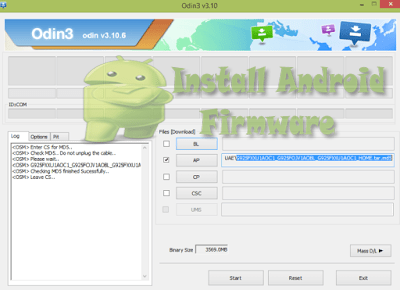 How to Install Galaxy Tab S2 8.0 SM-T715 to T715XXU2AOJ4 Android 5.0.2 Lollipop