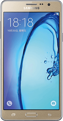 Update Galaxy On5 Duos (SM-G5500) G5500ZCU1APK1 Android 5 1