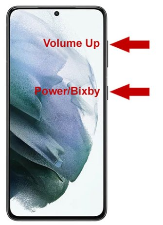 volume up power