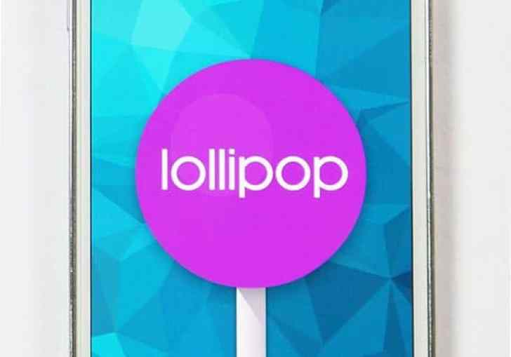 Android Lollipop Iso