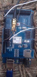 Arduino GPS Shield