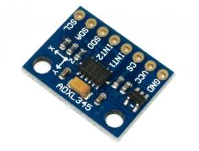 Interfacing ADXL345 Accelerometer with Arduino UNO/ Mega