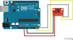 Interfacing ADXL345 Accelerometer with Arduino UNO