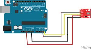 Interfacing MPL3155A2 Altitude Sensor with Arduino UNO