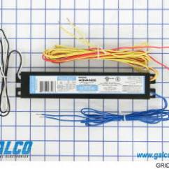 Philips Bodine Emergency Ballast Wiring Diagram Vw Transporter T5 Electrical Icn 2s110 Sc | Get Free Image About