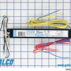 T12 Fluorescent Ballast Wiring Diagram 3 Pin Plug Icn2s40n35i - Philips Advance Transformer Ballasts | Galco Industrial Electronics