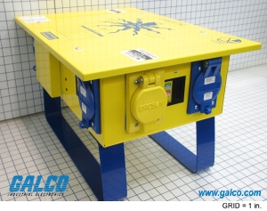 1067LC  Ericson  Portable Power Centers | Galco Industrial Electronics