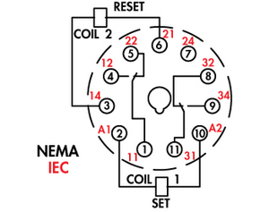 General Purpose Relay Hall Effect Sensor Wiring Diagram