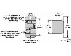 Ice Cube Dpdt Relay Wiring Diagram Norcold Refrigerator