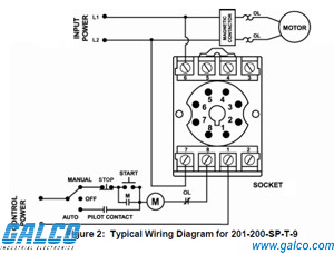 120vac Relay 8 Pin Wiring Diagram 11 Pin Relay Base