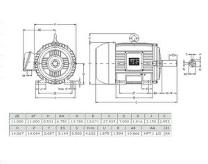 Sew Eurodrive Motor Wiring Diagrams 12 Lead Motor Diagram