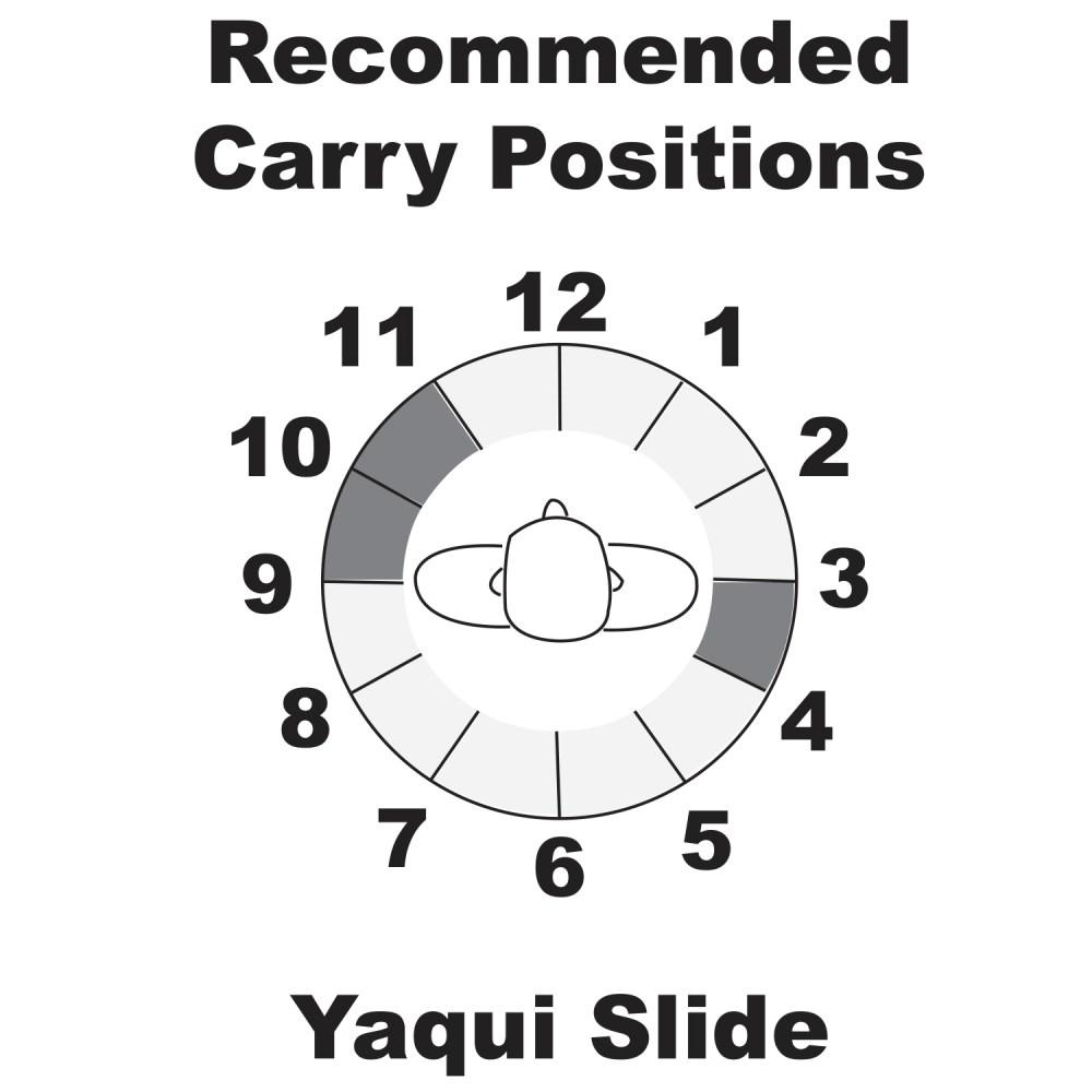 medium resolution of yaqui slide belt holster