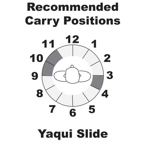 small resolution of yaqui slide belt holster