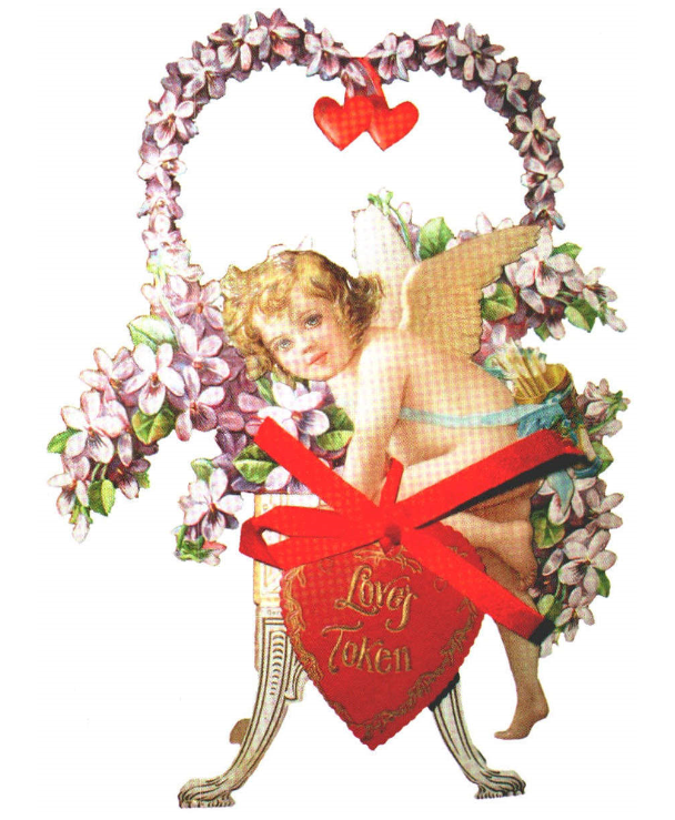 Romantic Writing: The History of Valentine's Cards