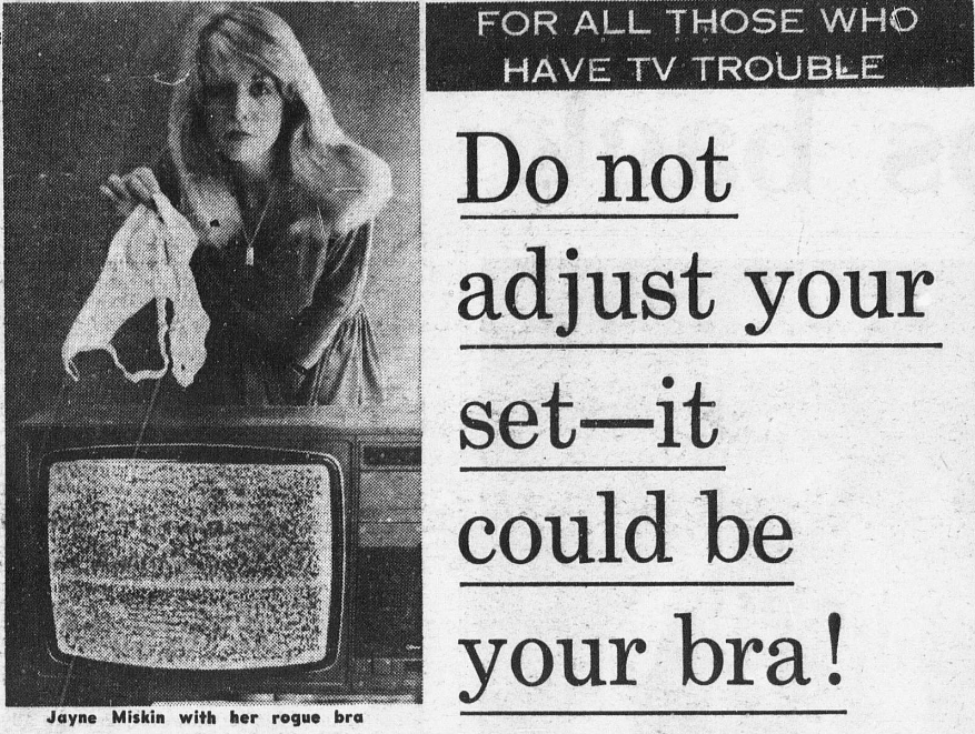 Rogue Bras to Bogarts: April Fool's Day in the Media