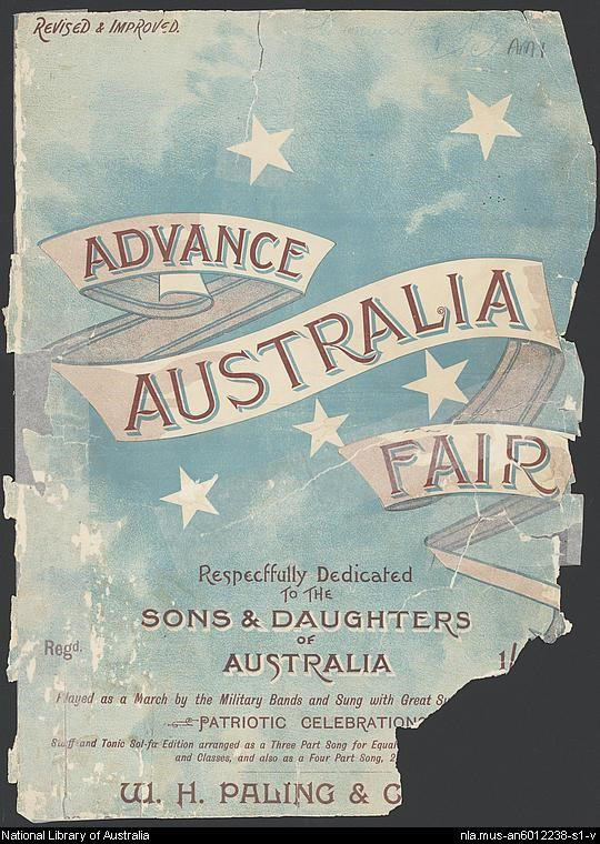 Australia's 183-year Search for its Own Anthem