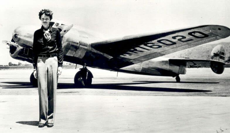 Amelia Earhart – Mystery Solved?