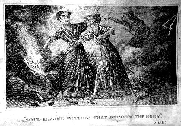 Double, double, toil and trouble Witchcraft methodology in nineteenth-century Britain and the U.S.