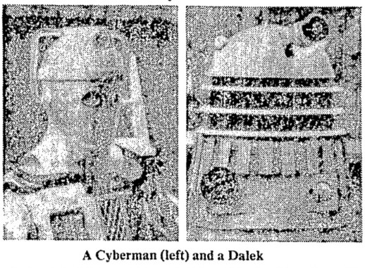 """Hewson, David. """"Time traveller clocks up 20 years."""" Times, 14 Nov. 1983, p. 3. The Times Digital Archive, http://link.galegroup.com/apps/doc/CS51613038/GDCS?u=uniportsmouth&sid=GDCS&xid=7419104d"""