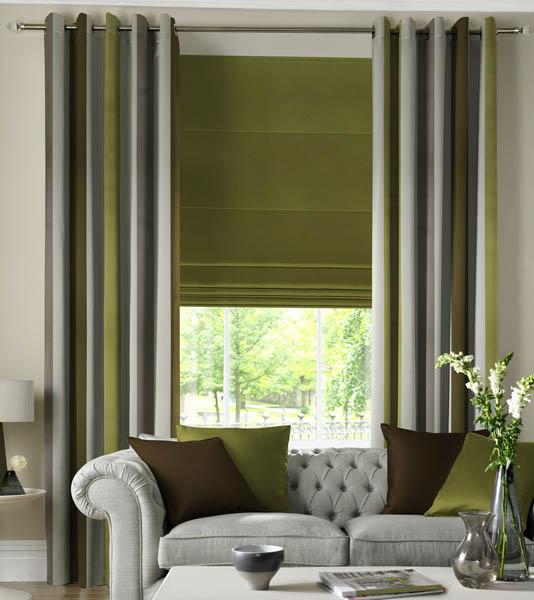 Roller Blinds With Curtains Curtain Menzilperde Net