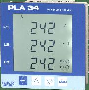 pla 34 - analizadores de calidad de energía