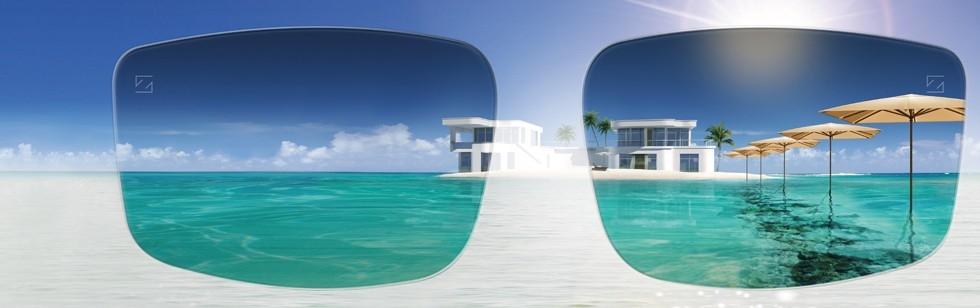 bb379acfe Qual seu tipo de lente de óculos de sol? | Galeria da Ilha