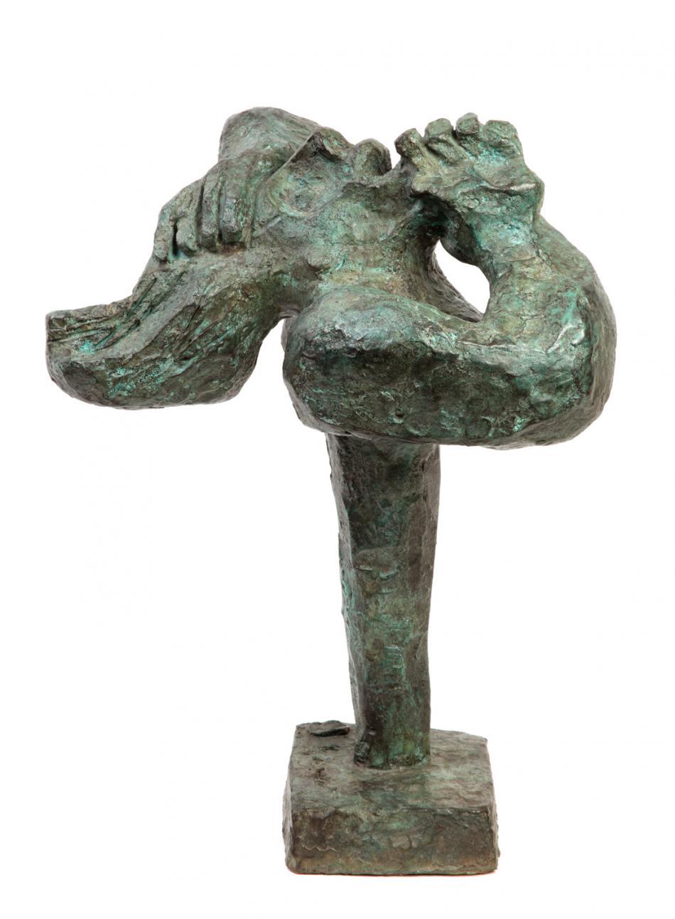 Jacques Lipchitz. Sculptures And Drawings Galeria Marc