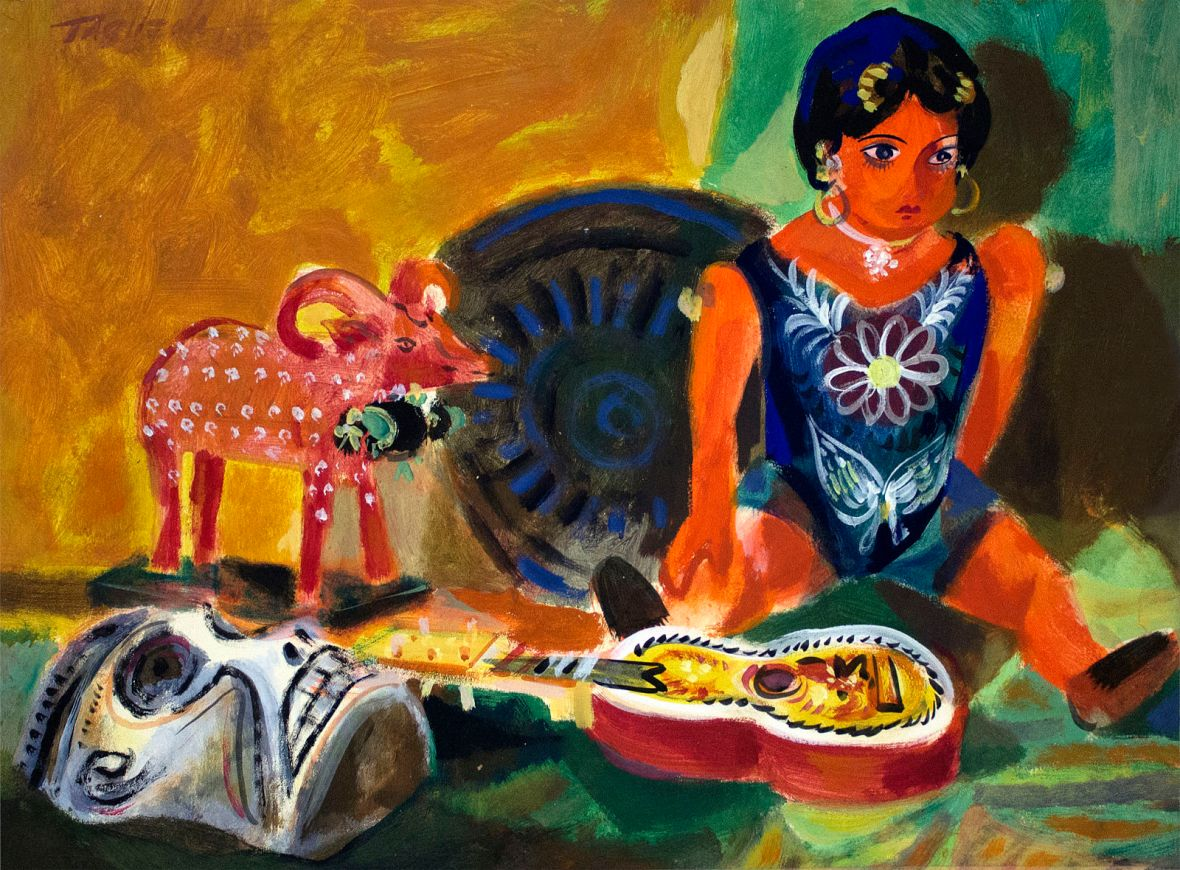Romeo Tabuena Juguetes mexicanos 1959