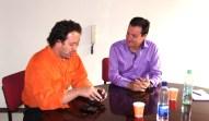 Carlos Ignacio Cuervo y Carlos Naranjo